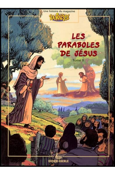 Paraboles de Jésus en Bande Dessinées, Les (Tome 2)