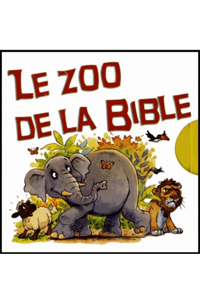 Zoo de la Bible, Le - Coffret