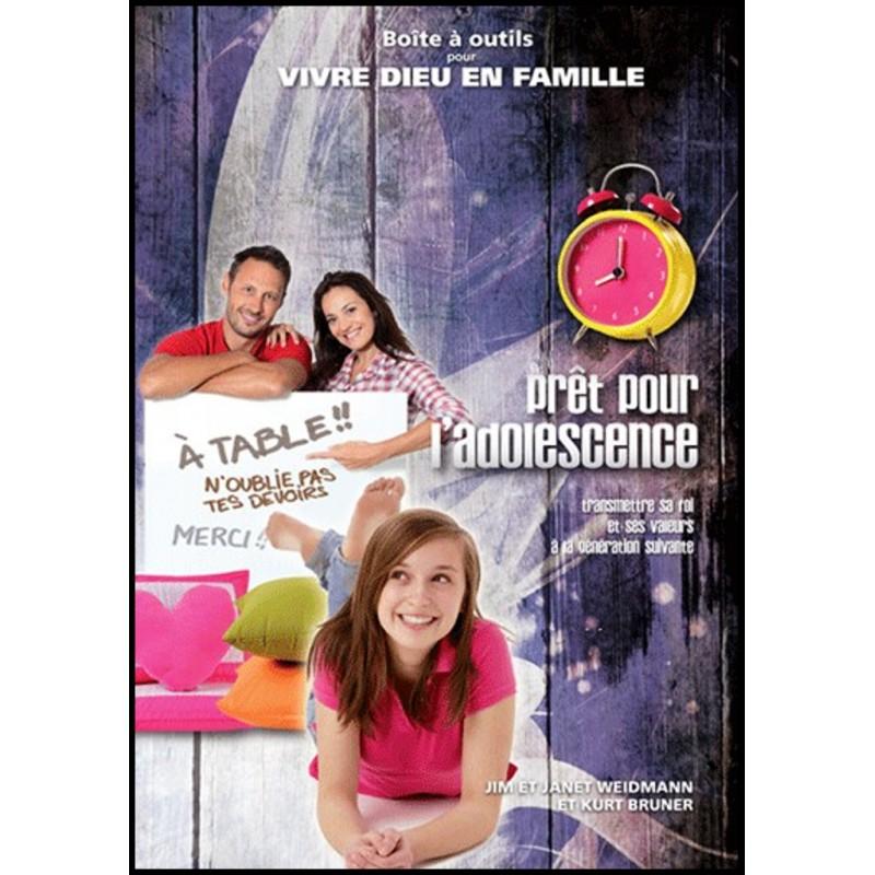 Vivre dieu en famille pr t pour l 39 adolescence librairie vie et sant - Pret pour personne en cdd ...