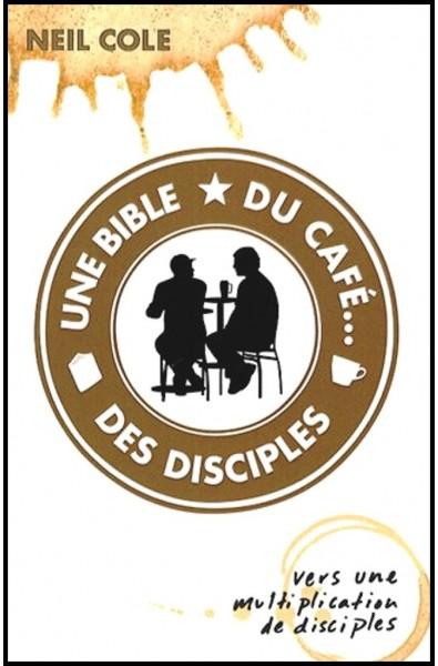 Une Bible, du café... des disciples