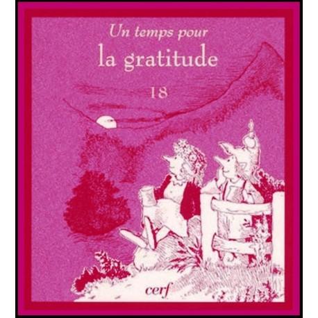 Un temps pour la gratitude
