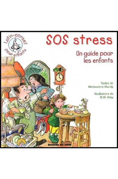 Lutin-conseil pour enfants - SOS stress