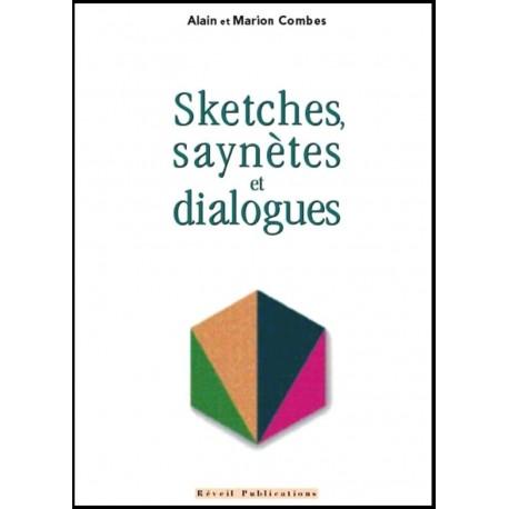 Sketches, saynètes et dialogues