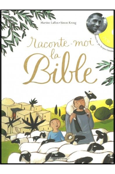 CD-Livre - Raconte-moi la Bible