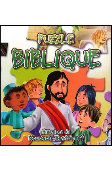Puzzle biblique - Histoires du Nouveau Testament
