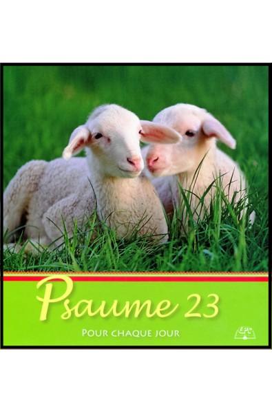 Psaume 23 pour chaque jour