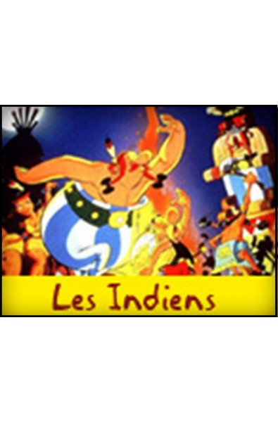 Programme d'animation : Les Indiens