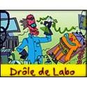 Programme d'animation : Drôle de labo