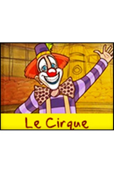 Programme d'animation : Le Cirque Patatra