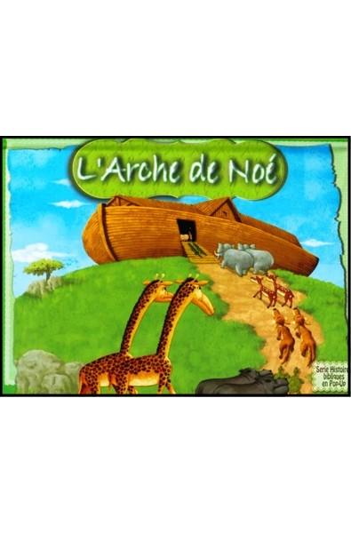 Pop-Up - Arche de Noé, L'