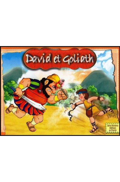 Pop-Up - David et Goliath