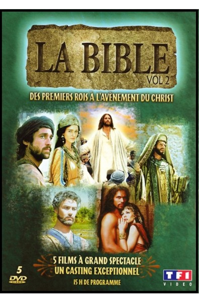 DVD - Bible, La - Vol. 2