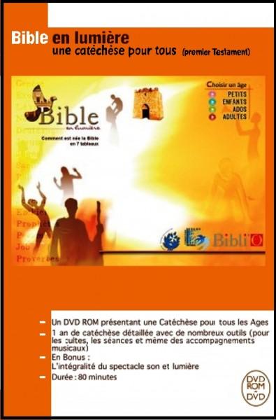 DVD - Bible en lumière