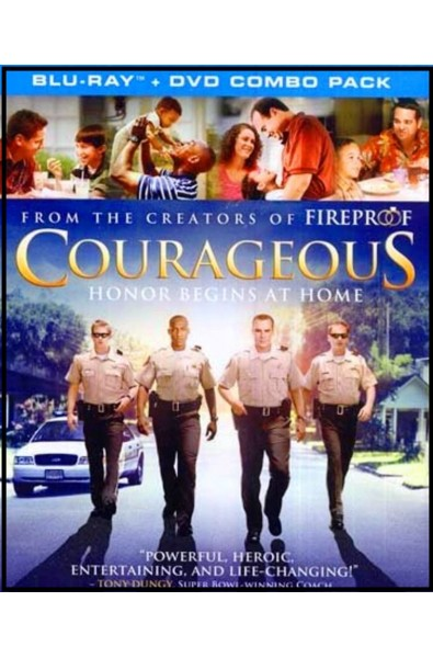 BluRay - Courageous