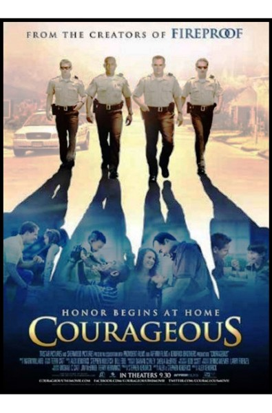 Courageous - DVD