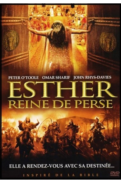 DVD - Esther, Reine de Perse
