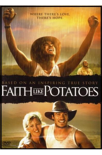 DVD - Faith like potatoes