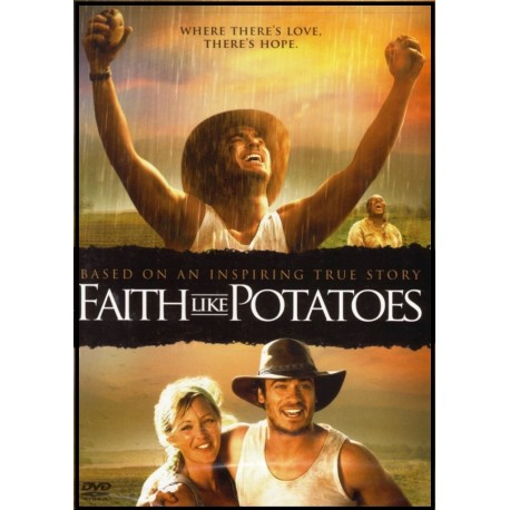 DVD - Faith like potatoes