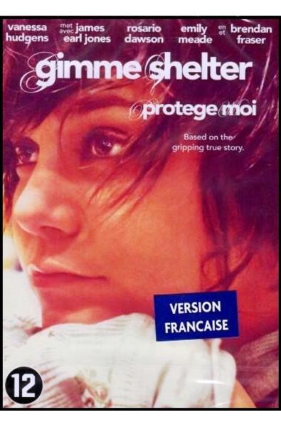 DVD - Gimme Shelter - protège-moi
