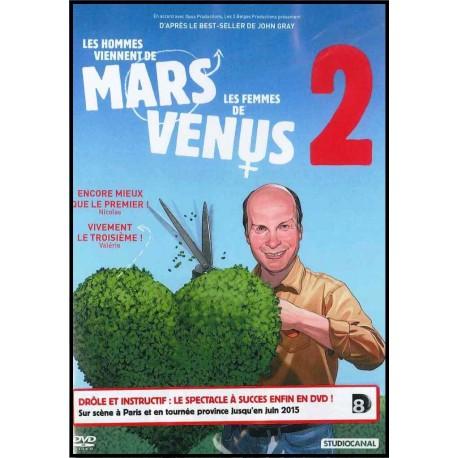 DVD - Hommes viennent de Mars... 2