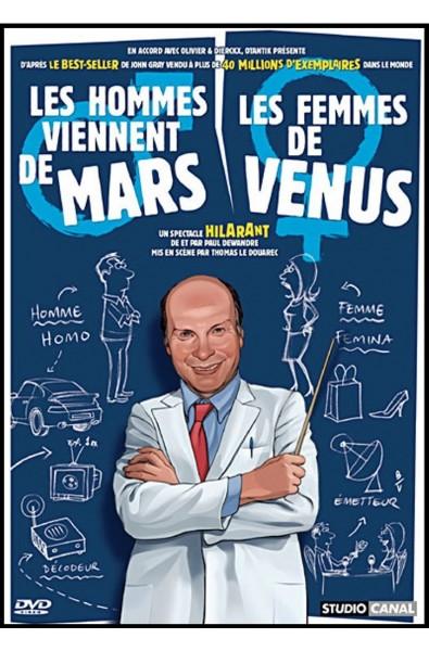 DVD - Hommes viennent de Mars, les femmes viennent de Vénus, Les