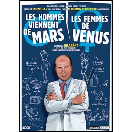 Hommes viennent de Mars, les femmes viennent de Vénus, Les - DVD