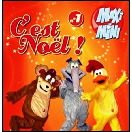 DVD - Maxi Mini n°1 - C'est Noël !