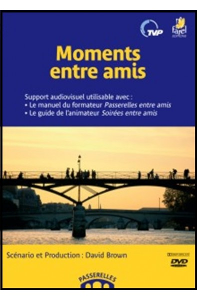 DVD - Moments entre amis