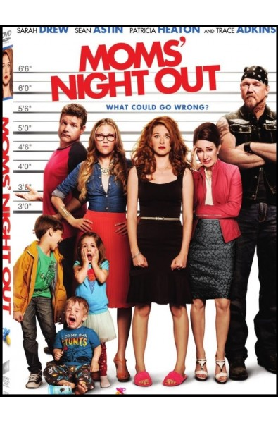 DVD - Mom's night out