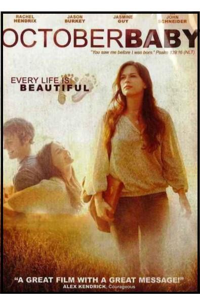 DVD - Octoberbaby