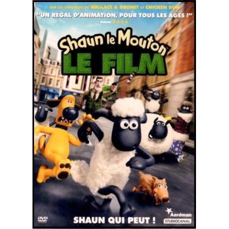 DVD - Shaun le mouton