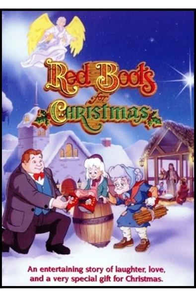 Des souliers rouges pour Noël - DVD