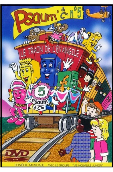 DVD - Train de l'Evangile, vol. 5