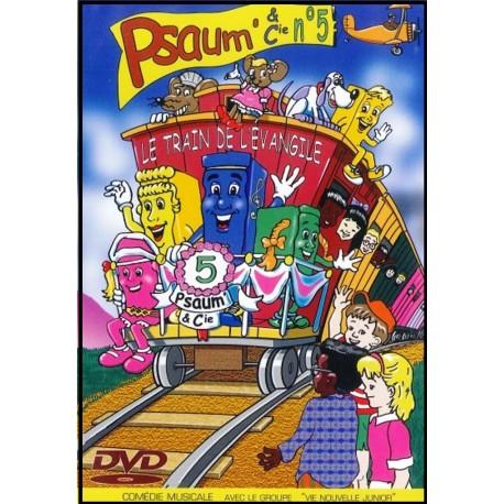 DVD - Train de l'Evangile, vol. 5