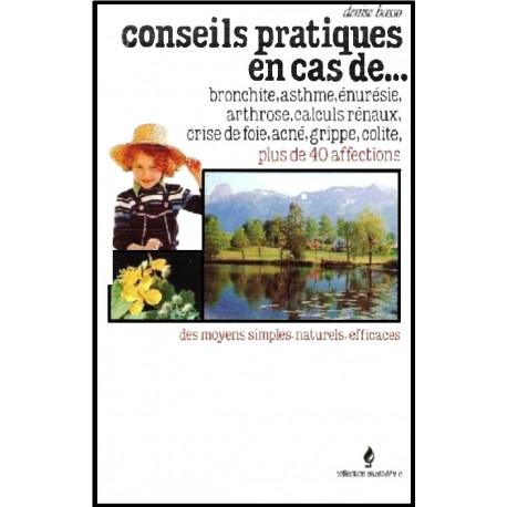 Conseils pratiques en cas de...vol 1