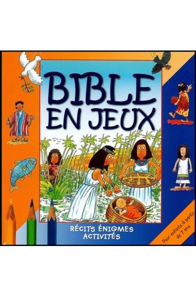 Bible en jeux dès 7 ans