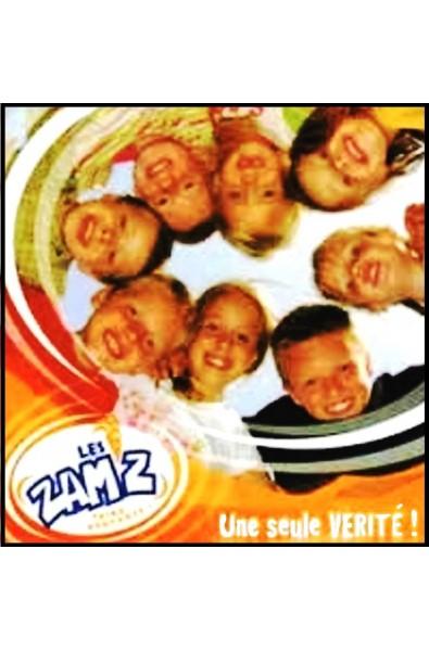 CD - Zam'z, Les - Une seule vérité