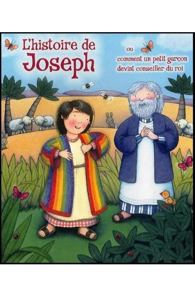 Histoire de Joseph ou comment un petit garçon devint conseiller