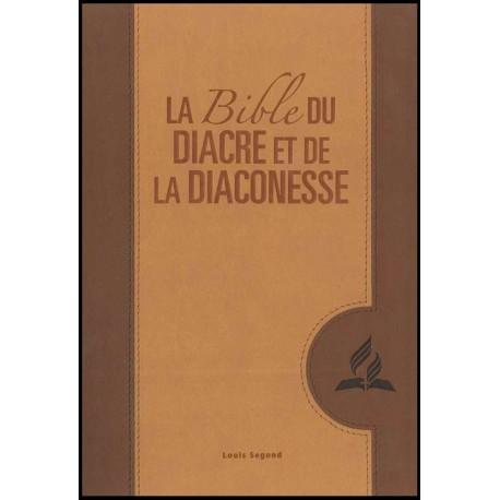 Bible du diacre et de la diaconesse, La - brun