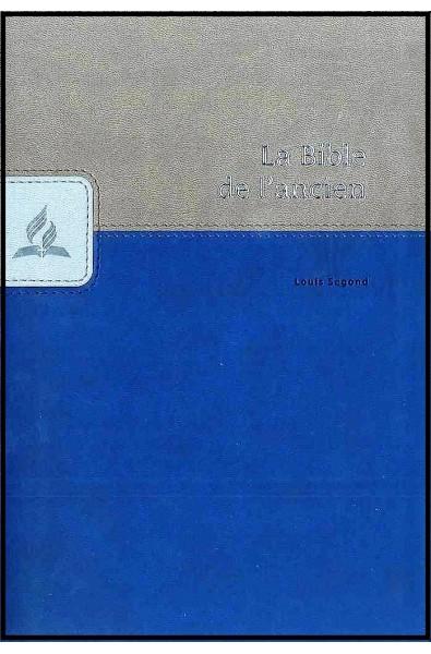 Bible de l'ancien, La - gris-bleu
