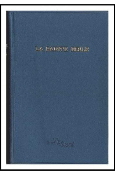 Bible évangélisation bleue