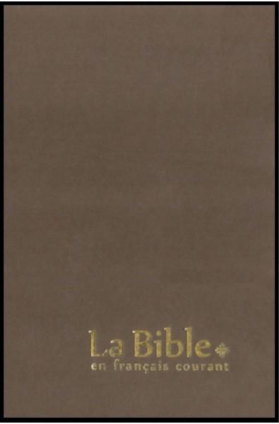Bible FC gros caractère