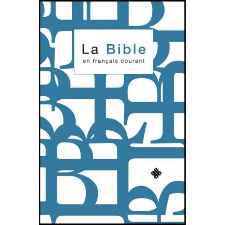 Bible FC sans deutéro, format standart