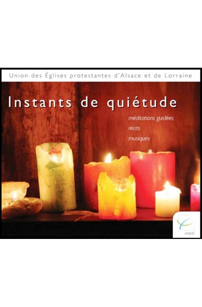 CD - Instants de quiétude