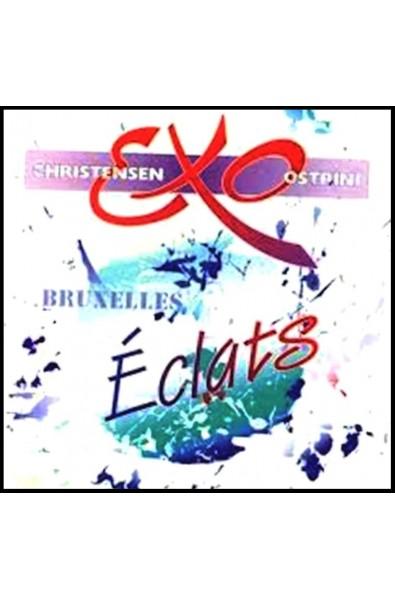 CD - Exo - Eclats 1 Bruxelles