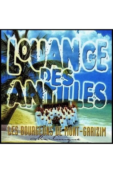 CD - Louange des Antilles