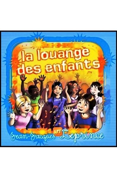 CD - Louange des enfants, La