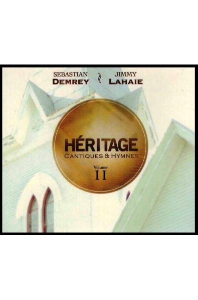 CD - Héritage 2