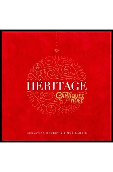 CD - Héritage, Cantiques de Noël
