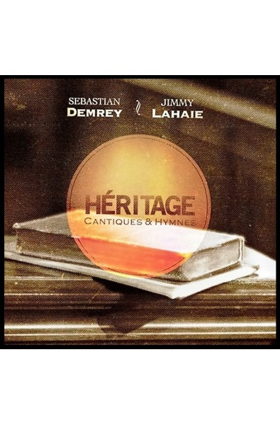 CD - Heritage, Cantiques et Hymnes